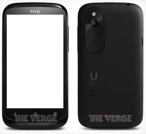 HTC Proto, dế tầm trung sắp ra mắt - 1