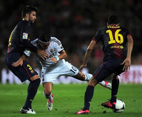 Real tiếp Barca: Nhiệm vụ bất khả thi - 1