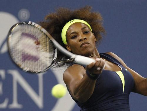 Serena - Vandeweghe: Sức mạnh vượt trội (Video US Open) - 1