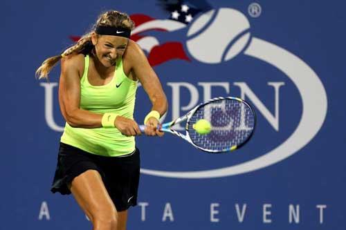 Azarenka - Flipkens: Dạo chơi (video vòng 2 US Open) - 1