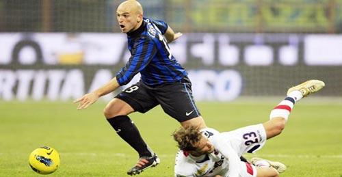 Inter - Vaslui: Niềm vui sân nhà - 1