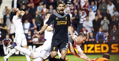 Liverpool - Hearts: Giữ sức chờ đại chiến - 1