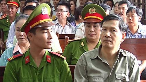 Y án 20 năm tù đối với cựu Chủ tịch Vinashin - 1