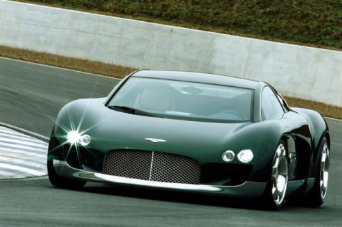 Bentley sắp ra mắt siêu xe thể thao - 1