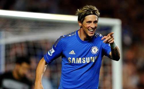 Torres không ăn mừng nếu ghi bàn... - 1