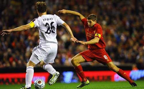 Liverpool - Hearts: Người hùng và tội đồ - 1