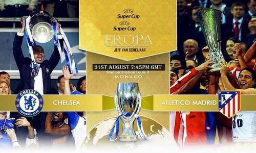 Chelsea – Atletico: Mâm cỗ đầy - 1