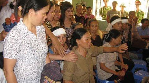 Vụ nổ xe máy ở Bắc Ninh: Nỗi đau ở lại - 1