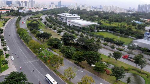 Nam Sài Gòn - 20 năm đổi thay (Kỳ 3) - 1