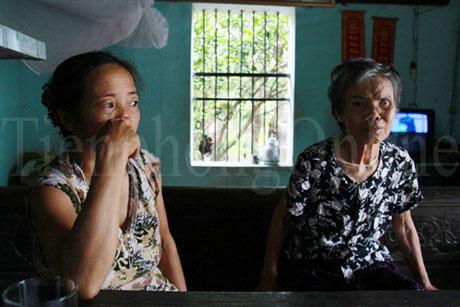 Nước mắt người mẹ nghèo có con đỗ ĐH - 1
