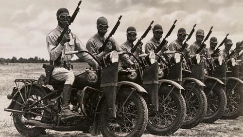 """Harley-Davidson WLA: """"Chàng lính"""" thế chiến II - 1"""