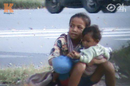Cận cảnh nạn chăn dắt trẻ tại TP.HCM - 1