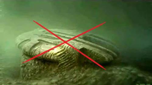 UFO dưới biển Baltic là tảng đá? - 1