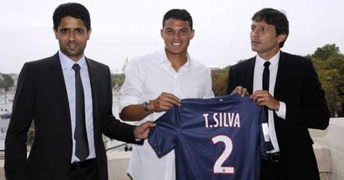 PSG phủ nhận chuyện muốn chiêu mộ Ronaldo - 1
