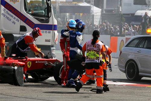 F1 - Italian GP: Cơ hội tấn công Alonso - 1