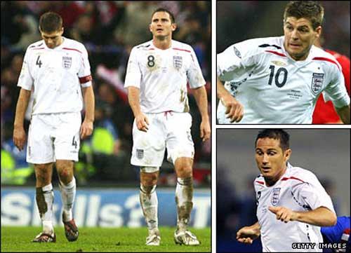 ĐT Anh: Nên tái hợp Gerrard – Lampard? - 1