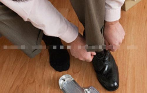 Xử lý giày dép có mùi - 1