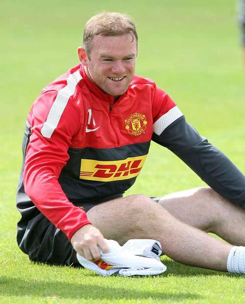 """MU """"để dành"""" Rooney cho dịp cuối năm - 1"""