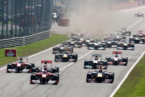 F1 - Italian GP: Ferrari trở lại? - 1