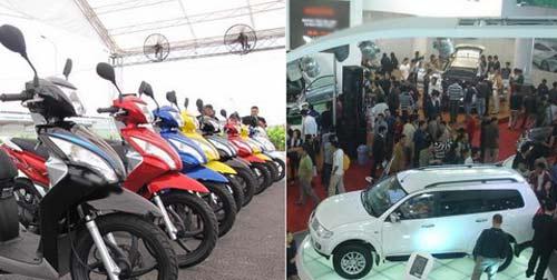 Honda, Yamaha bị tố độc quyền xe máy ! - 1
