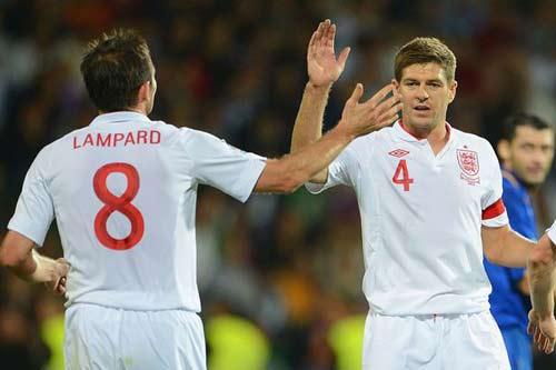 ĐT Anh: Dấu ấn Roy Hodgson - 1