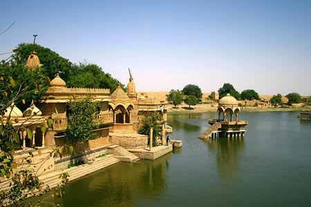 Rực rỡ thành phố vàng Ấn Độ - 1