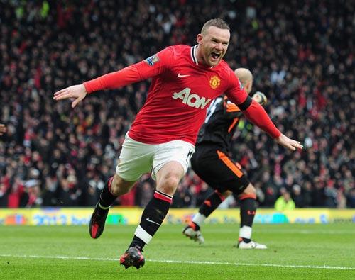 Rooney ở lại MU thêm… 10 năm? - 1