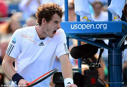Berdych - Murray: Khởi đầu gian khó (Video US Open) - 1