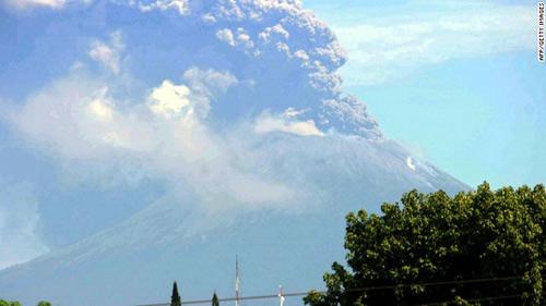 Núi lửa phun, Nicaragua sơ tán 3.000 dân - 1