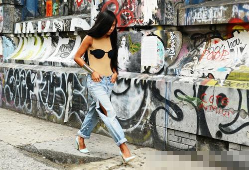 Tín đồ mặc gì đi xem New York FW 2013? - 1
