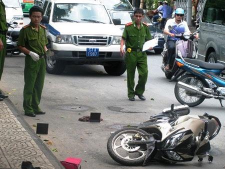Hé lộ nguyên nhân vụ truy sát giữa Sài Gòn - 1