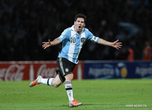 Messi: Biểu tượng của sự hoàn hảo - 1