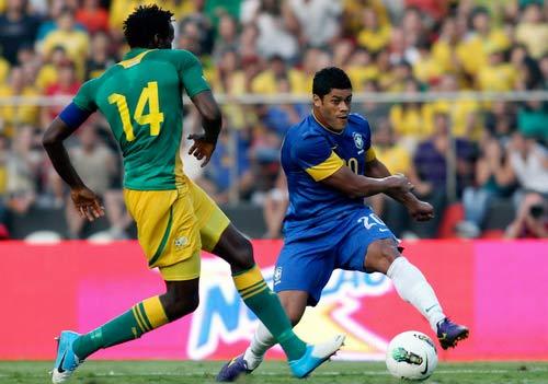 """Brazil - Trung Quốc: """"Tút"""" lại điệu Samba - 1"""