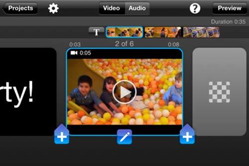 Sử dụng Splice để chỉnh sửa video trên iOS - 1