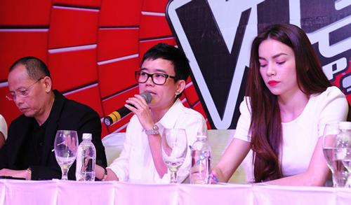 5 điểm nóng trong họp báo scandal The Voice - 1