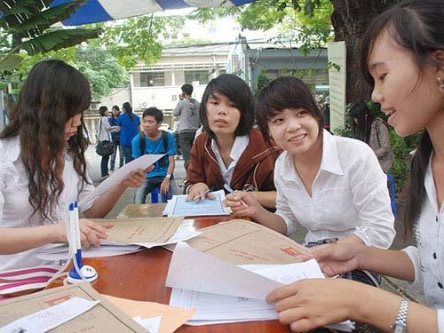 Nhiều trường khổ vì sinh viên ảo - 1