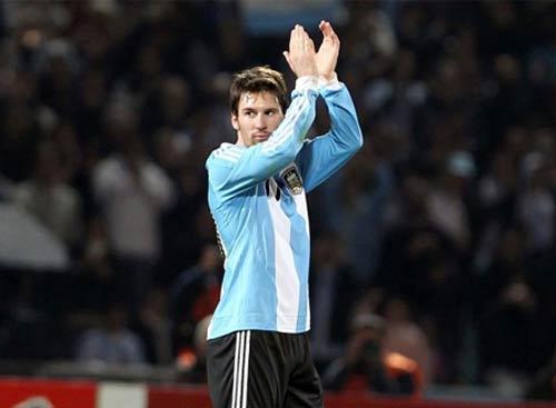Peru - Argentina: Messi nhạt nhòa - 1