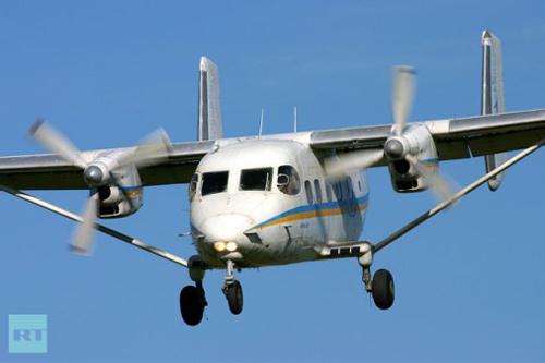 Nga: Rơi máy bay chở khách, 10 người chết - 1