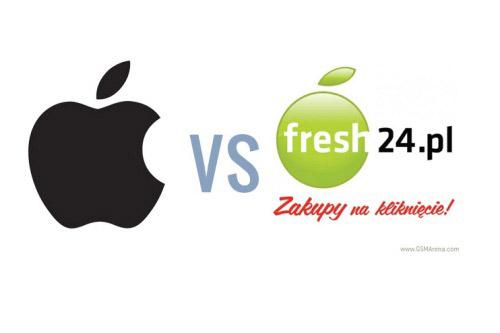"Sau Samsung, Apple đi kiện ""tép riu"" - 1"