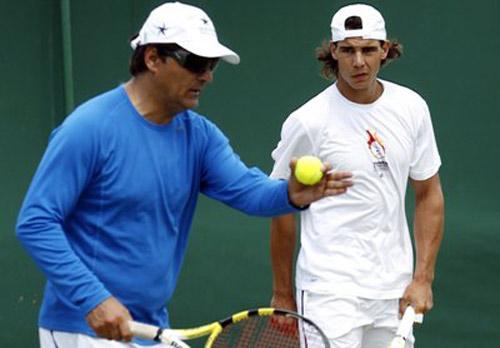 Tiết lộ: Nadal hồi phục chậm vì… răng - 1
