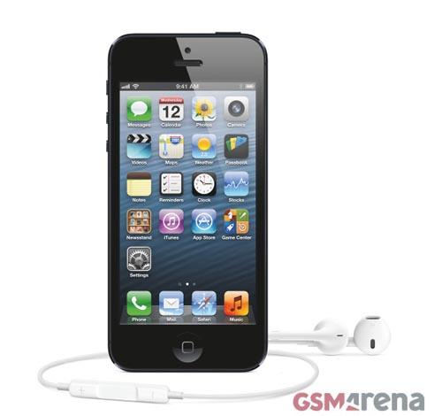 iPhone 5 chính thức ra mắt giá 4,1 triệu đồng - 1
