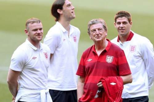 ĐT Anh: Cầu cứu Rooney - 1