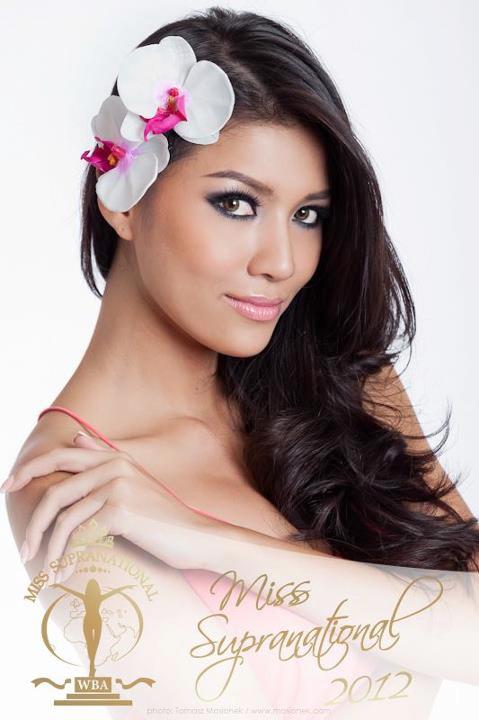 Dự đoán Hoa hậu Siêu quốc gia 2012 - 1