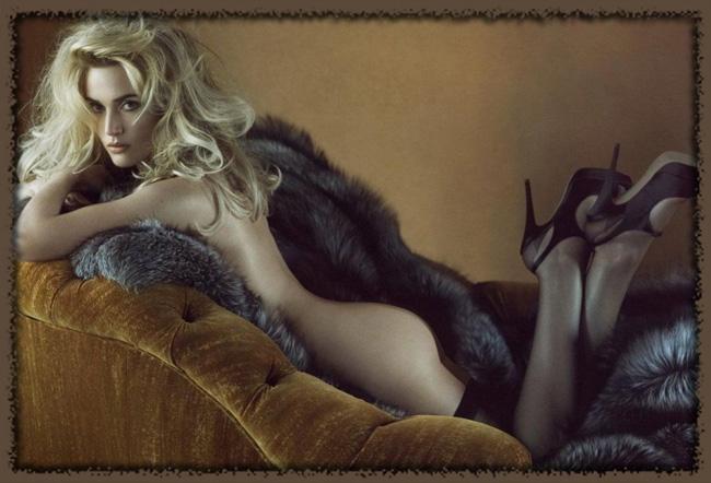 Khi đó, Kate Winslet đã lên tiếng đầy thách thức rằng:'Tôi vốn tròn vo, thế thì đã sao?'