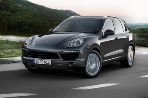 Porsche Cayenne S Diesel: Chiếc SUV hạng sang - 1