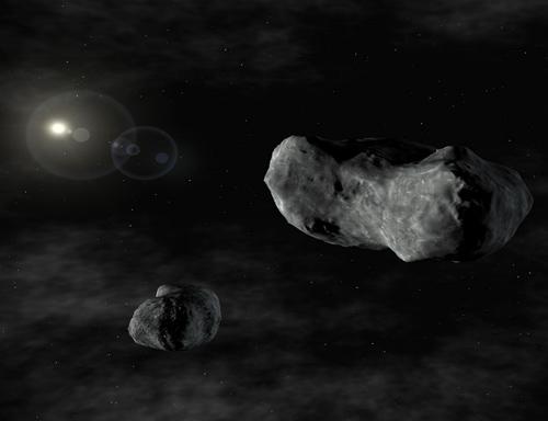 Trưa nay, thiên thạch đến cực gần Trái đất - 1