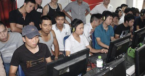 Giao hữu Thái Bình - Hà Nội - TPEC: Vòng luẩn quẩn - 1