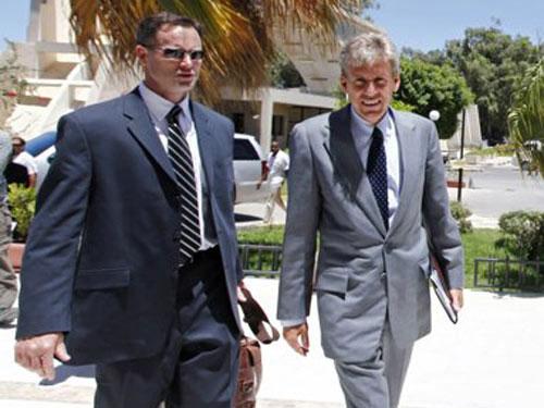 Hé lộ bí ẩn vụ sát hại đại sứ Mỹ ở Libya - 1
