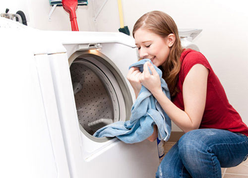 Những sai lầm chết người khi dùng máy giặt - 1