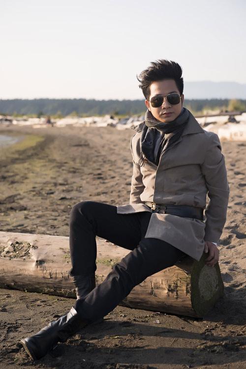 Quách Tuấn Du mời Chan Than San quay MV - 1